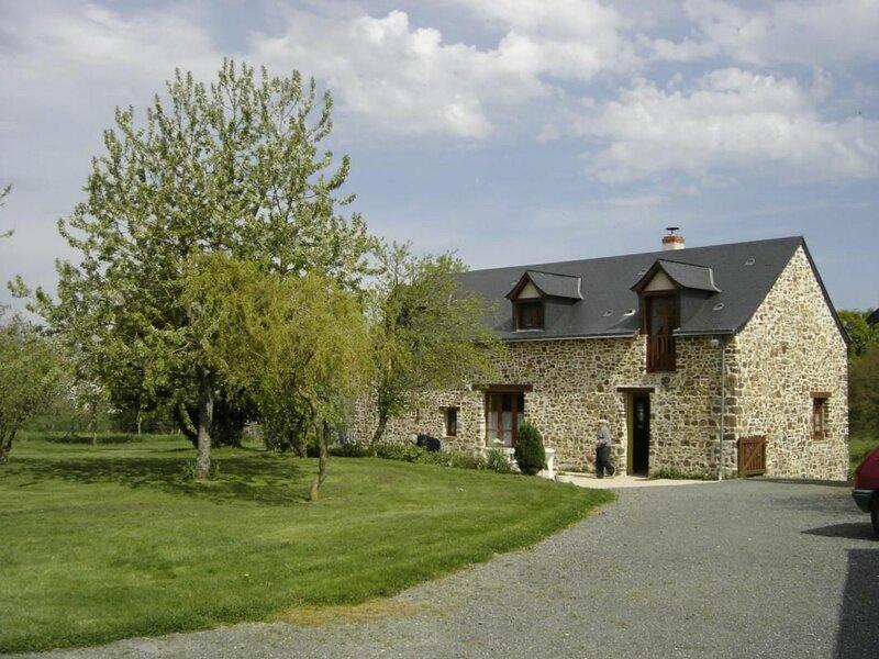 La Billerie – semesterbostad i Sainte-Suzanne-et-Chammes