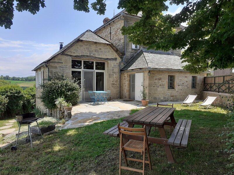 La maison de Galut, alquiler vacacional en Sainte-Eulalie-d'Olt