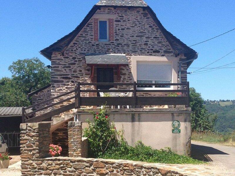 Gîte à la Ferme, location de vacances à Cransac