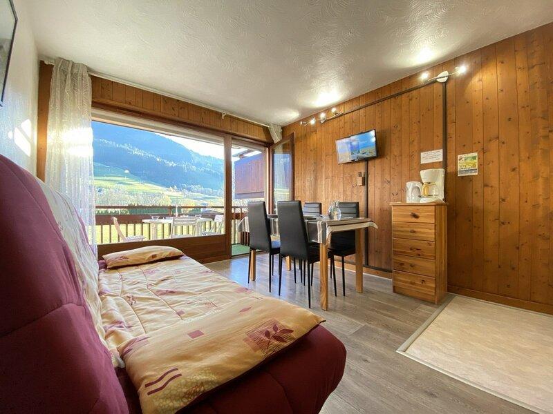 Studio cabine 4 personnes Praz-sur-Arly, location de vacances à Praz Sur Arly