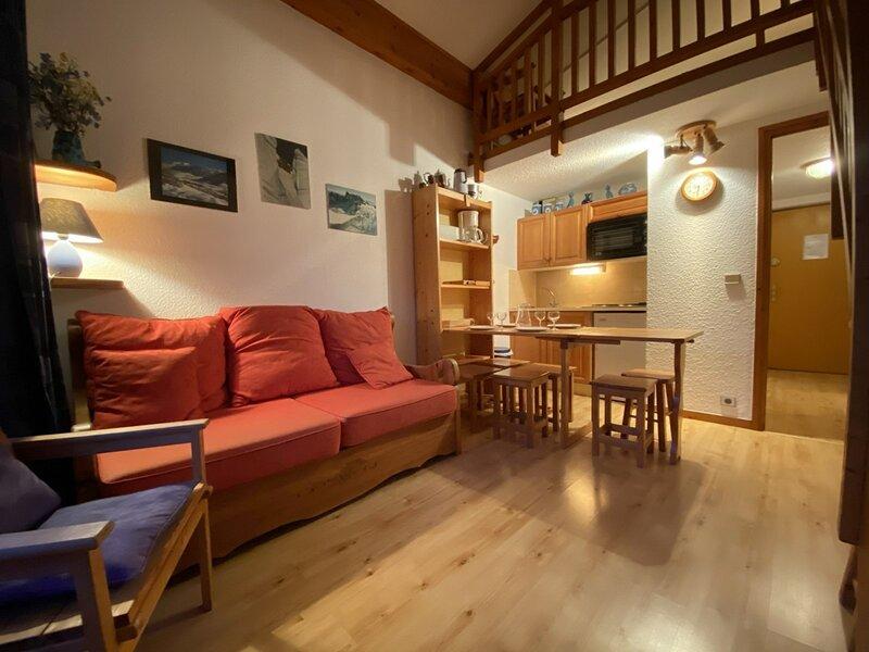 Appartement 2 pièces cabine - Praz-sur-Arly, location de vacances à Praz Sur Arly