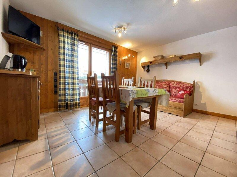 Appartement 3 pièces - Praz-sur-Arly (74), location de vacances à Praz Sur Arly