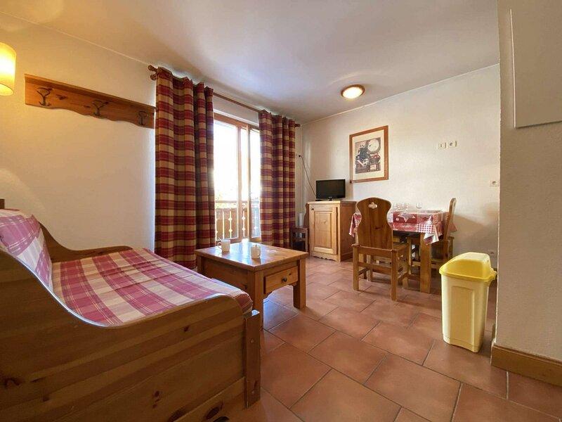 Appartement studio cabine / 4 personnes, holiday rental in Praz Sur Arly