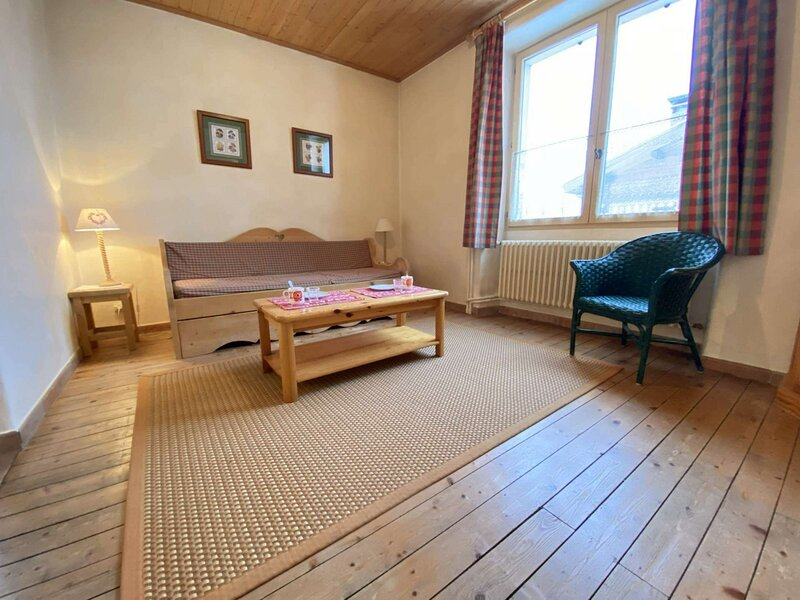 Appartement 2 pièces à Praz-sur-Arly, holiday rental in Praz Sur Arly