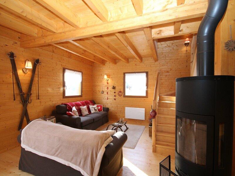 LE MONT DORE - Beau chalet 4 pièces avec terrasse, location de vacances à Rochefort-Montagne