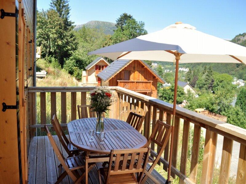 LE MONT DORE - Chalet 4**** avec WIFI, location de vacances à Rochefort-Montagne