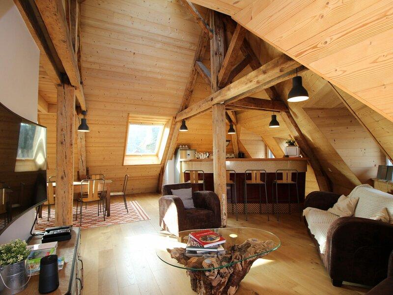 *** COUDARD Premium *** LA BOURBOULE CENTRE - grand appartement avec vue, holiday rental in La Bourboule
