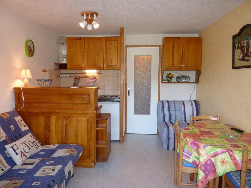 LE MONT DORE - Studio avec balcon et wifi, holiday rental in Chambon-sur-Lac