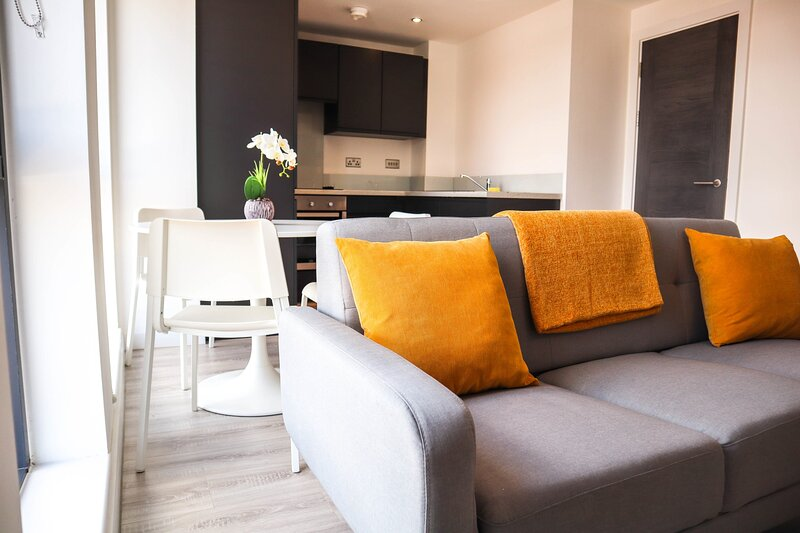 Liverpool City Centre Apartment, holiday rental in Heswall