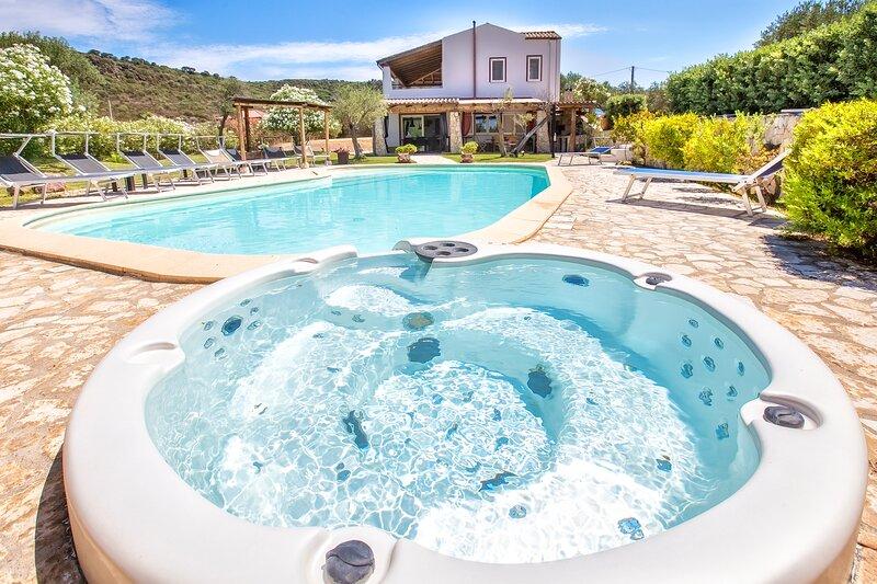 Villa Barbara, vacation rental in Uri