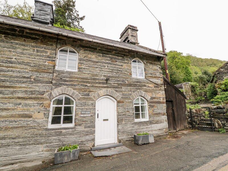 Mill Cottage, Penrhyndeudraeth, holiday rental in Gellilydan