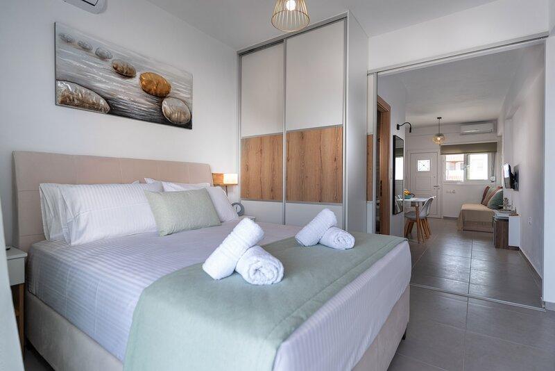 A&M Elegant Apartment, alquiler de vacaciones en Ierapetra