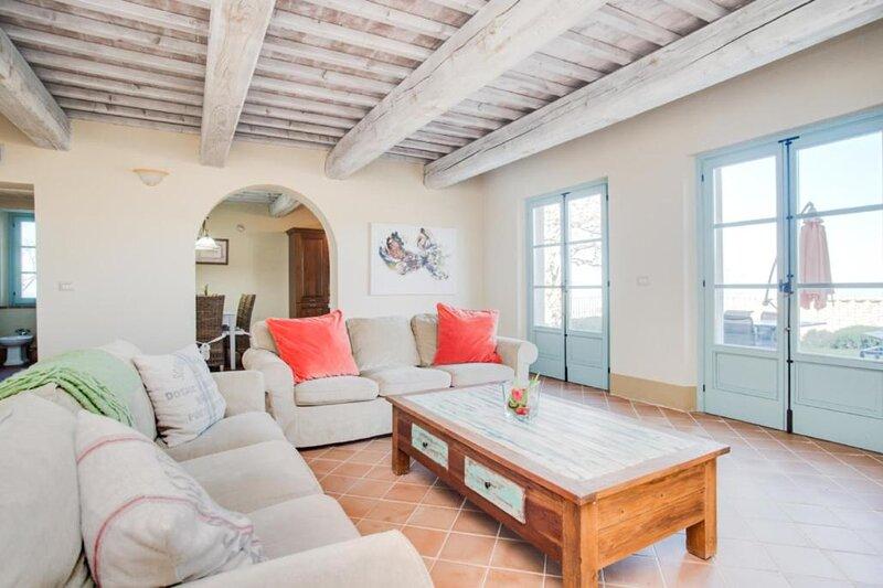 Appartamento Olivo - Cignella resort, casa vacanza a Petroio