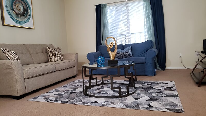 Full Apartment 2 beds 2 baths fully equipped close to UF, alquiler vacacional en Gainesville