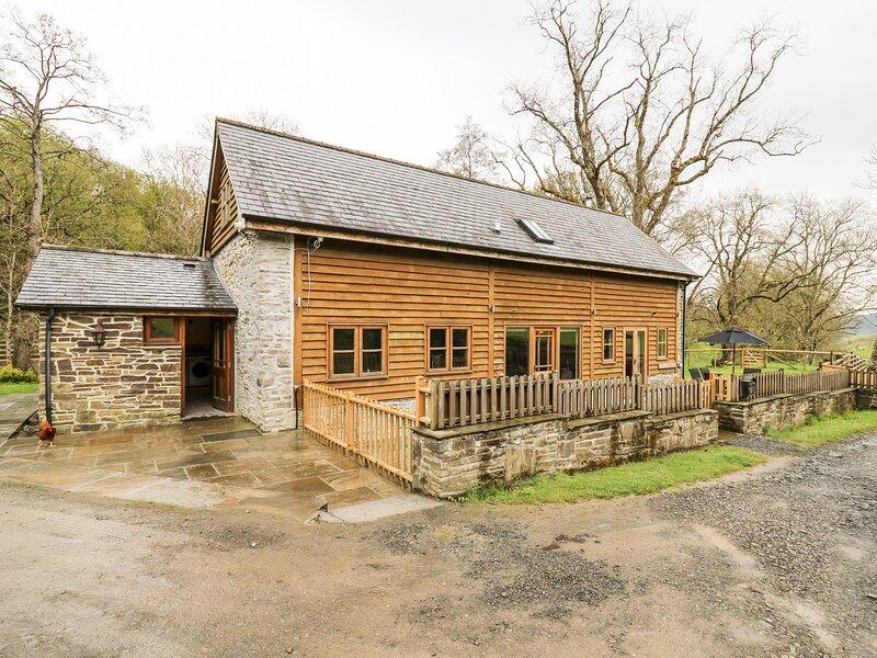 Ploony Barn, Knighton, holiday rental in Old Radnor