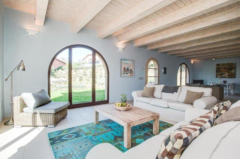 Villa Azzurro Deluxe - Cignella Resort, location de vacances à Castelmuzio