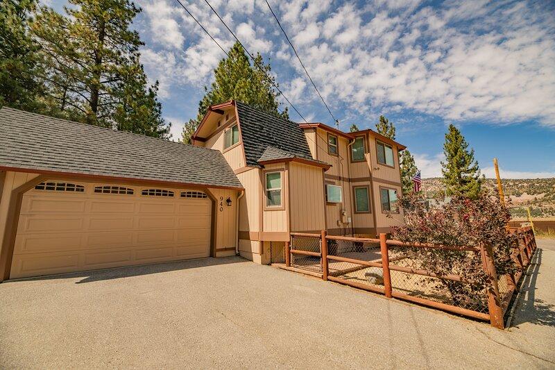 Gold Mountain Getaway, location de vacances à Big Bear City
