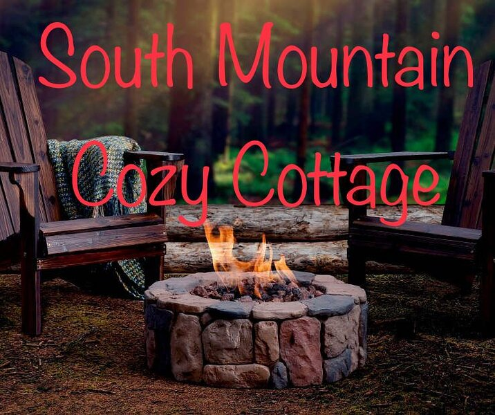 South Mountain Cozy Cottage, vacation rental in Cherryville