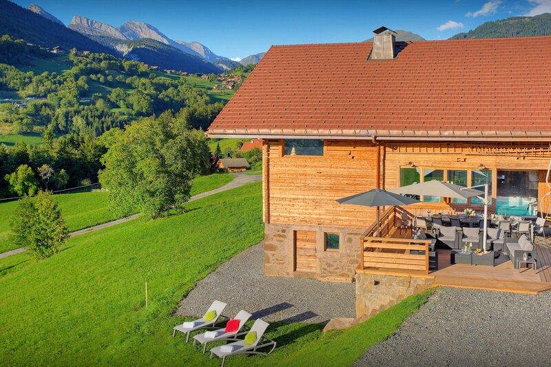 La Ferme du Gran Shan - OVO Network, vacation rental in Les Villards-sur-Thones