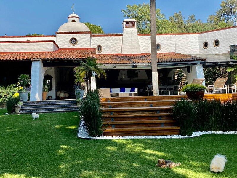 Excelente propiedad para rentar en Cuernavaca, holiday rental in Malinalco