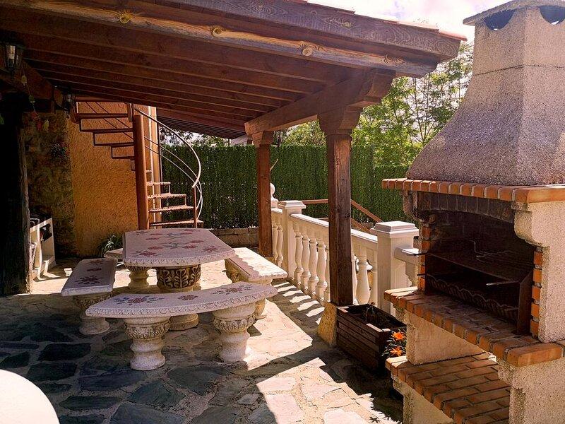 EL MIRADOR DE CAMPANAL, holiday rental in Viobes