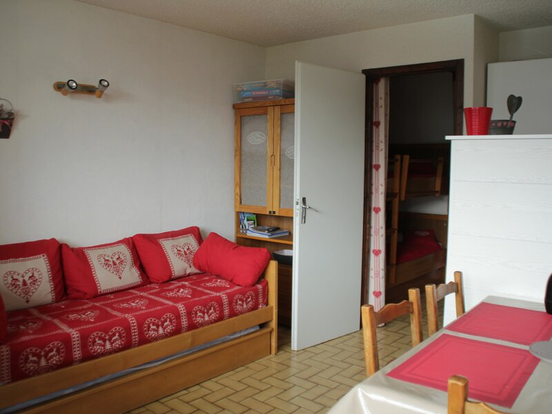 Studio 3/4 personnes, holiday rental in Torgon