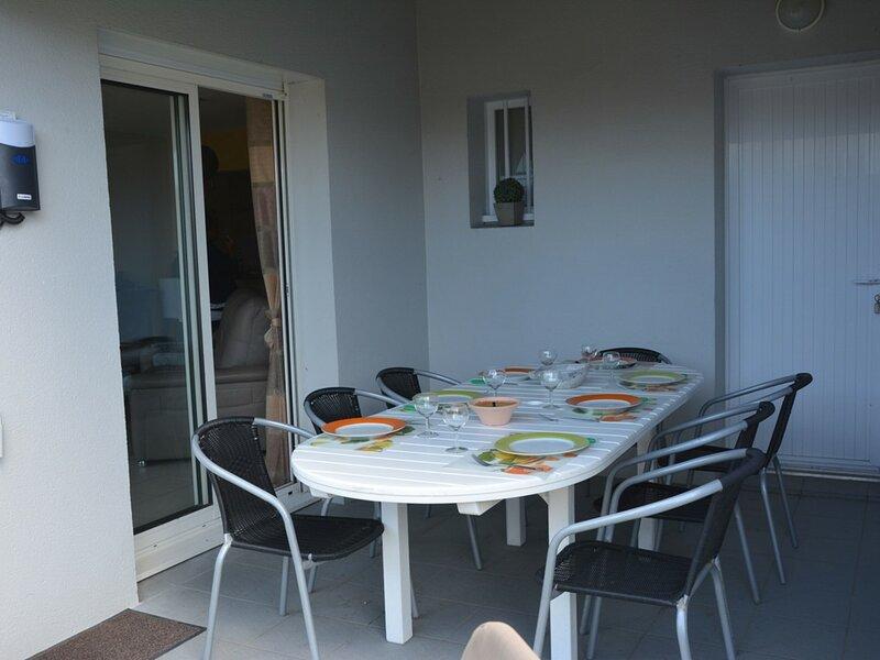 Mais 4 pièces 7 couchages SAINT GILLES CROIX DE VIE, holiday rental in Givrand
