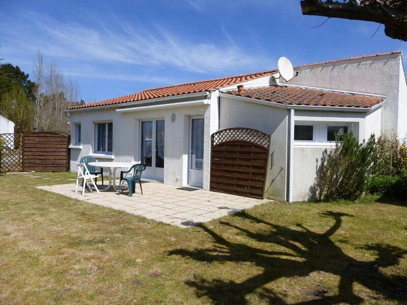 Mais 3 pièces / mezz 6 couchages SAINT HILAIRE DE RIEZ, location de vacances à Commequiers