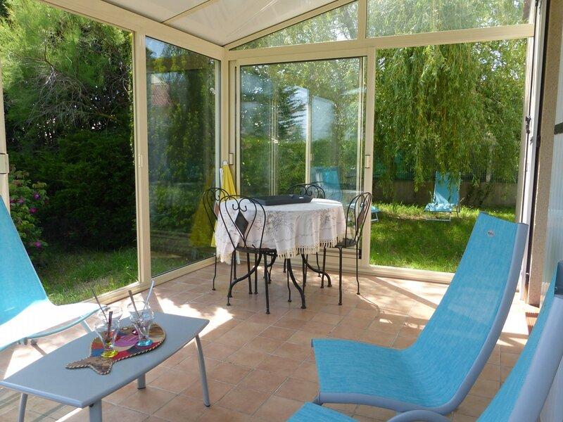 Maison 3 pièces 4 couchages LE FENOUILLER, alquiler de vacaciones en Croix-de-Vie