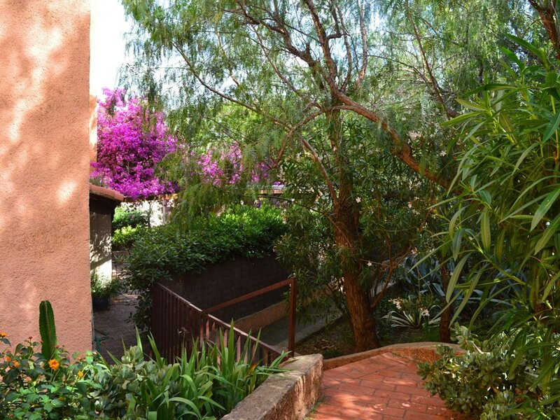 résidence jardin