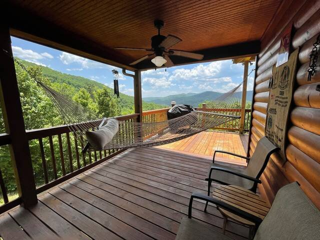 Smokies View, vacation rental in Coker Creek