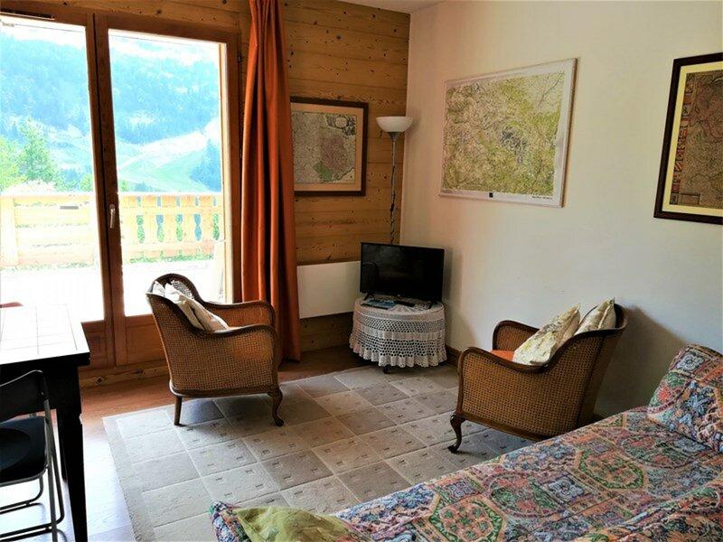 CHARMANT 2 PIECES HAUTEURS STATION, aluguéis de temporada em Sant'Anna di Valdieri