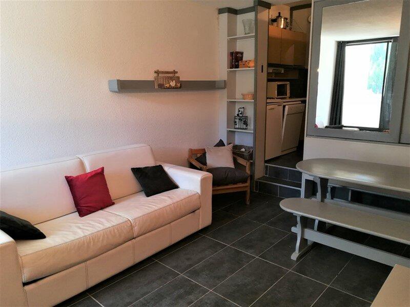 STUDIO 4 FRONT DE NEIGE SUD, aluguéis de temporada em Sant'Anna di Valdieri