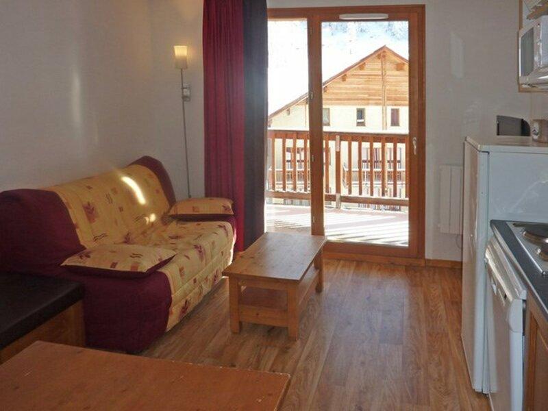 Duplex pour 6 personnes Les Orres 1800, location de vacances à Les Orres