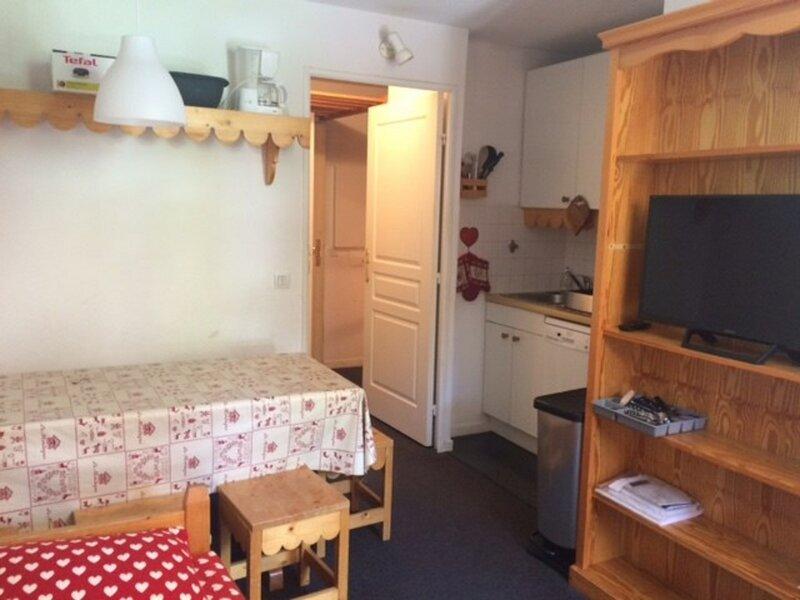 Appartement 2 pièces 6 couchages RISOUL 1850, aluguéis de temporada em Risoul