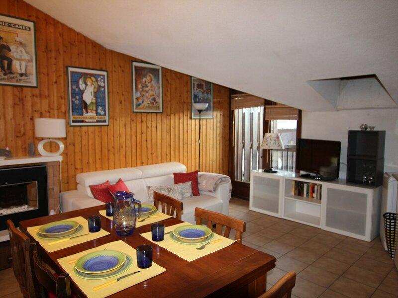 Appartement à la montagne 4 personnes.  Montgenèvre., vacation rental in Cervieres
