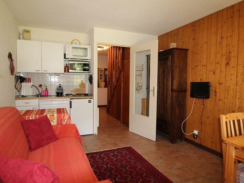 Location de vacances Hautes-Alpes 6 personnes. Montgenèvre., vacation rental in Cervieres