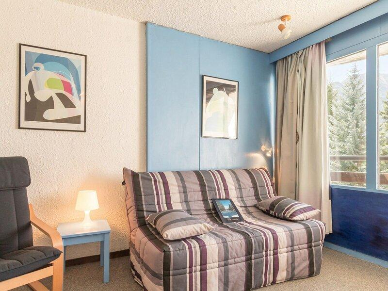 Location meublé de vacances 2 couchages. Montgenèvre., holiday rental in Cesana Torinese