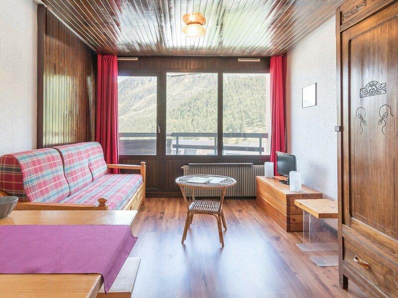 Hébergement au ski 2 Couchages. Montgenèvre, holiday rental in Cesana Torinese