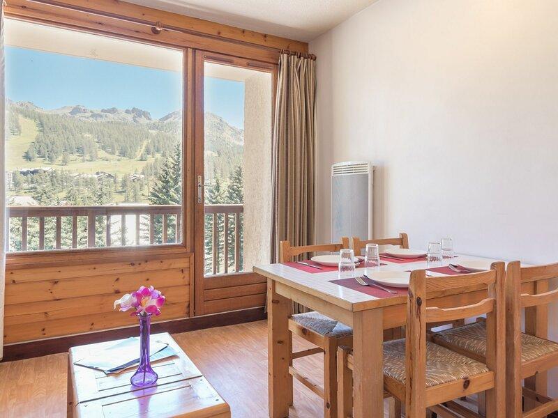 Location à la montagne 3 couchages. Montgenèvre., holiday rental in Val-des-Pres