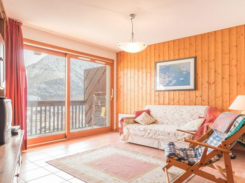 3 Pièces 6 personnes Montgenevre, holiday rental in Val-des-Pres