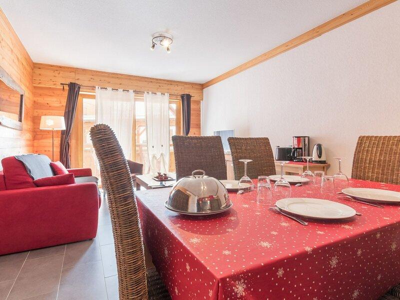 Hébergement au ski pied de pistes 6 Couchages, Montgenèvre., holiday rental in Cesana Torinese