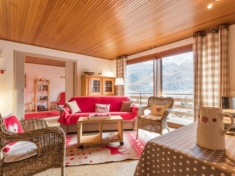 Appartement 3 pièces 6 couchages LE MONETIER LES BAINS, location de vacances à Le Monetier-les-Bains