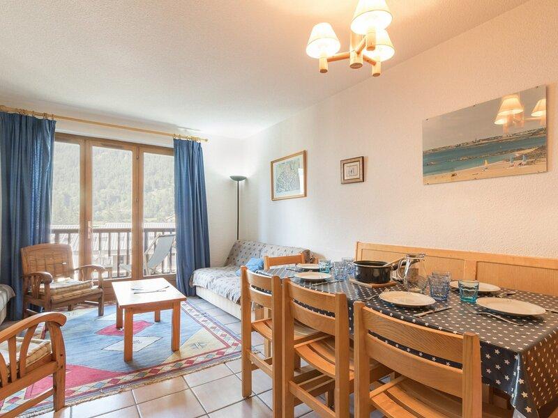 Appartement 5 pièces triplex 10 couchages LE MONETIER LES BAINS, location de vacances à Le Monetier-les-Bains