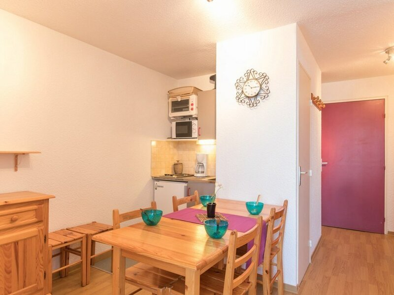 Appartement - Studio - 4 personnes - Puy Saint Vincent 1600, casa vacanza a Puy-Saint-Vincent