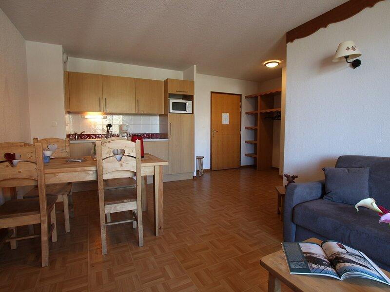 Appartement - 2 pièces - 6 personnes - Puy Saint Vincent 1800, casa vacanza a Puy-Saint-Vincent