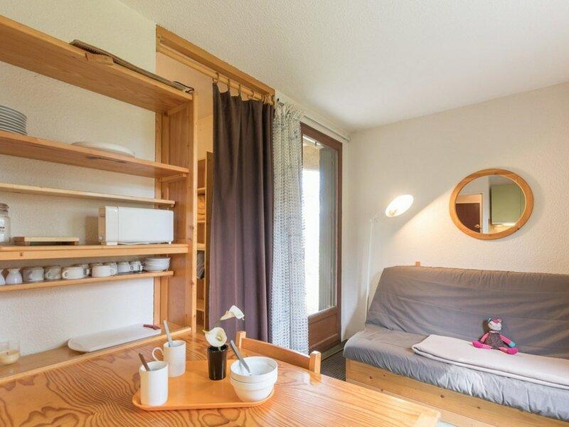 Appartement - 2 pièces - 4 personnes - Puy saint Vincent, casa vacanza a Puy-Saint-Vincent