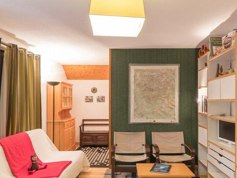 Appartement - 2 pièces - 5 personnes - Puy saint Vincent 1400, location de vacances à Pelvoux