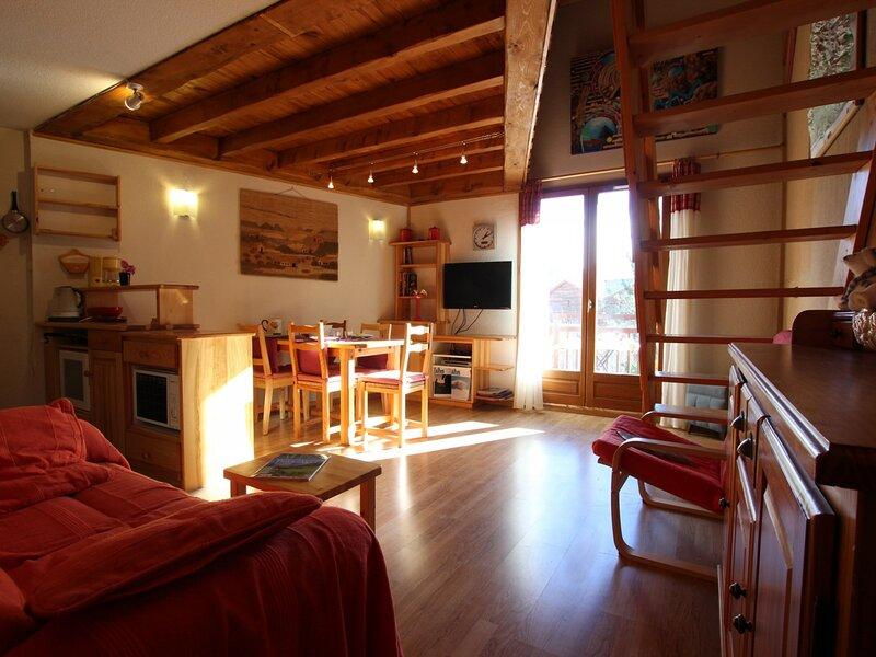 Appartement - 4 pièces - 6 personnes - Pelvoux, casa vacanza a Pelvoux