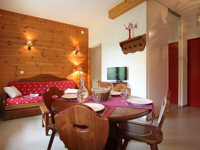 Studio cabine - 1 pièce - 4 personnes  Pelvoux, location de vacances à Pelvoux